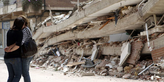 Terremoto Andalucía