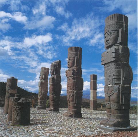 Origen de los Toltecas