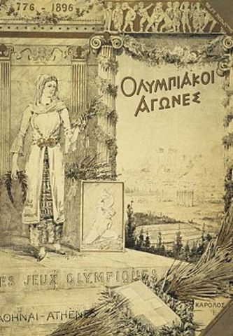 Primeros Juegos Olímpicos