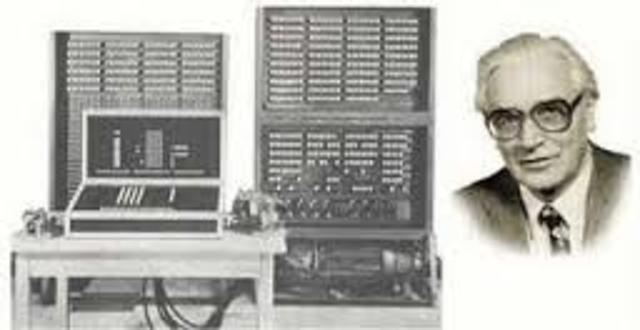 2 generación de computadoras