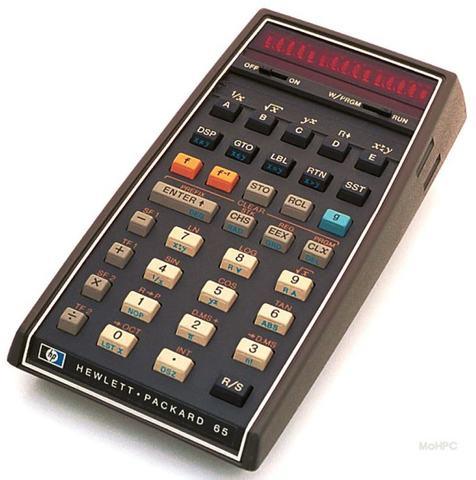 la calculadora electronica