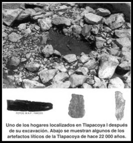 Los utensilios más antiguos de México