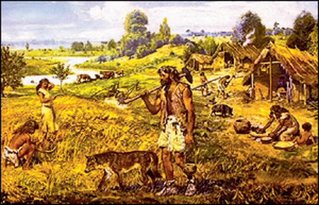 Etapa Protoneolítico (5000 A.c. al 2500 A.c.)