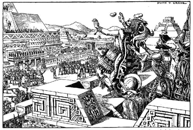 Invasión de los Olmecas(1380)