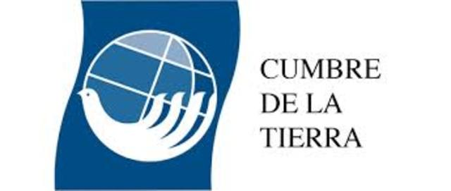 Naciones Unidas sobre el medio ambiente y el desarrollo o Cumbre de la Tierra