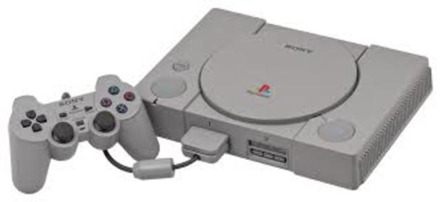 Primera Versión De Playstation
