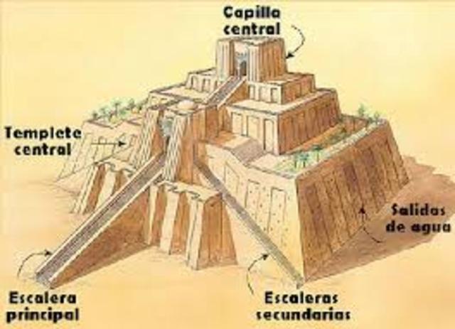 Zigurat (civilización Sumeria)