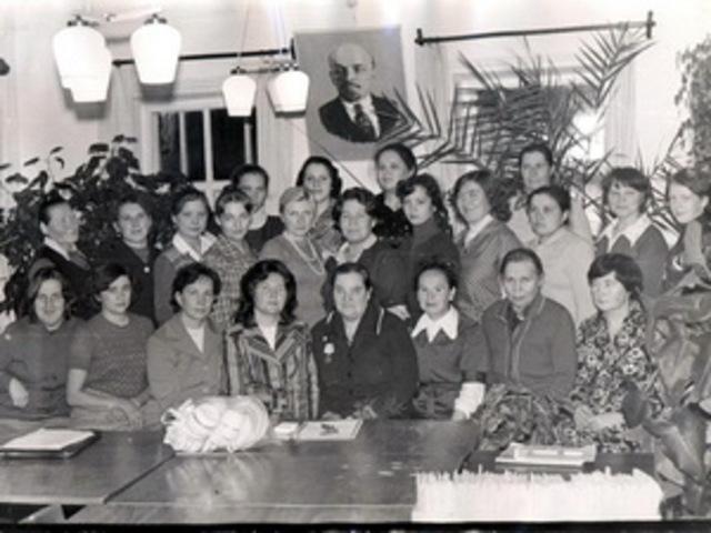 1-ое областное совещание библиотечных работников