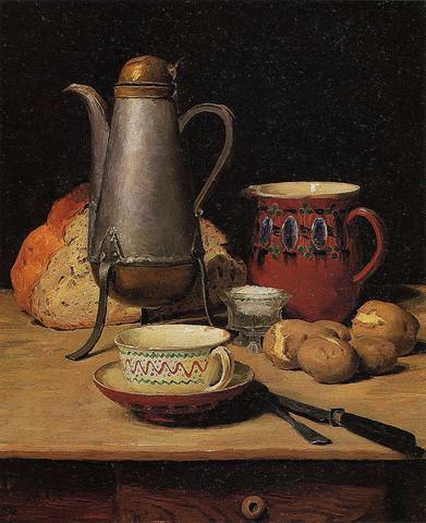 Coffee popularized in Hammerfell