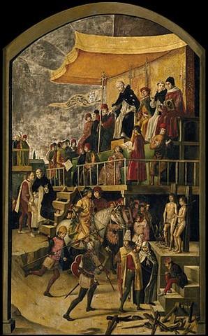 Gregorio IX instituye la Inquisición