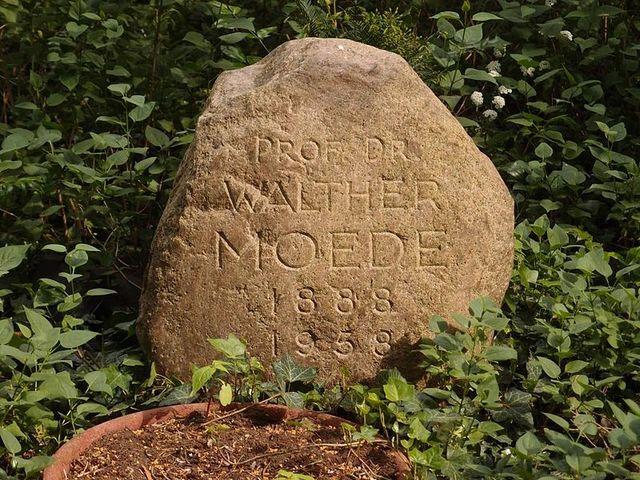 Walther Meode