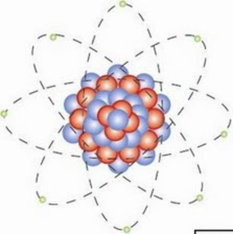 Modelo atómico actual o Mecano - Cuántico (1920-1930)