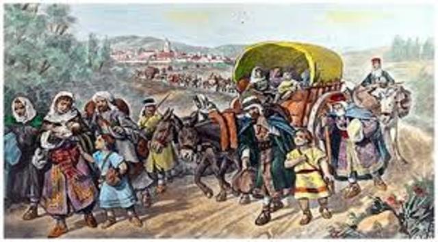 Expulsión de los árabes de España