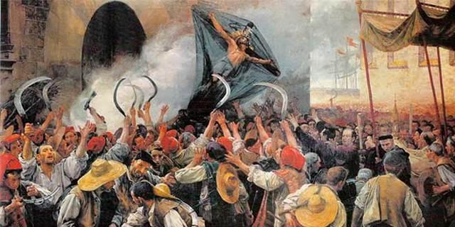 Crisis de 1640.