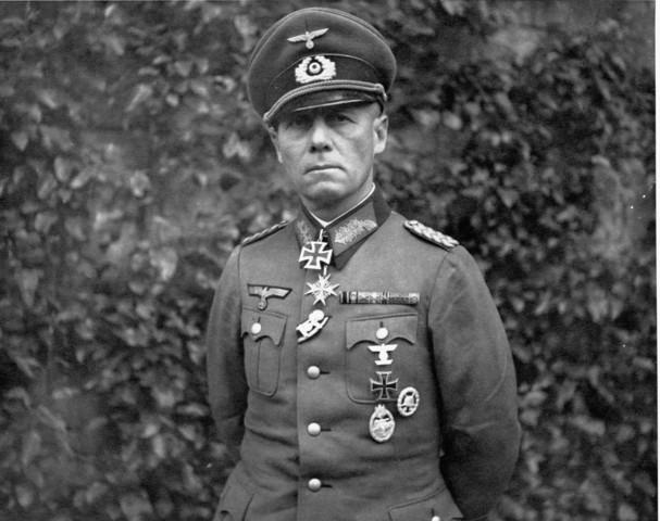 Erwin Rommel is appointed head of German Army troops in Africa