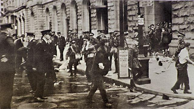 Bloody Sunday Massacre