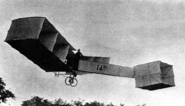 Primeros aeroplanos