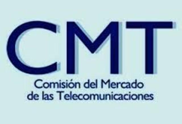 La Comisión del Mercado de las Telecomunicaciones