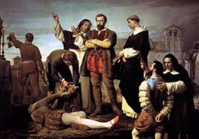 Revuelta de las Comunidades de Castilla