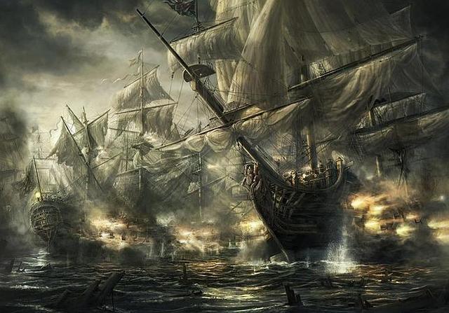 Derrota de la Gran Armada
