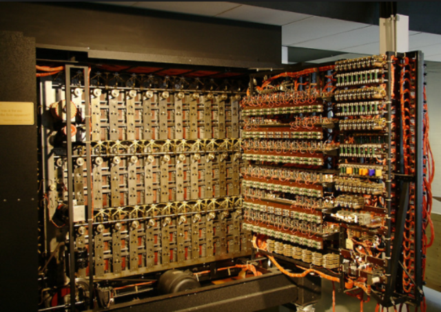 """Las máquinas de Alan Turing permitían descifrar el código """"Enigma"""""""