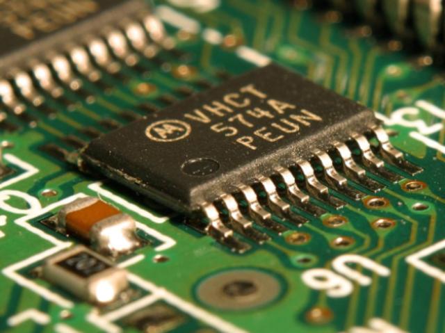 El uso del silicio en la electrónica