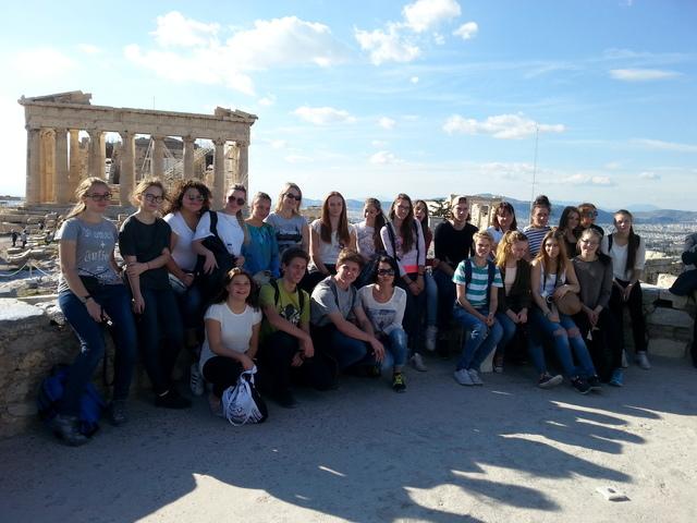 3η μέρα κινητικότητας στην Αθήνα (8-14/11/2017)