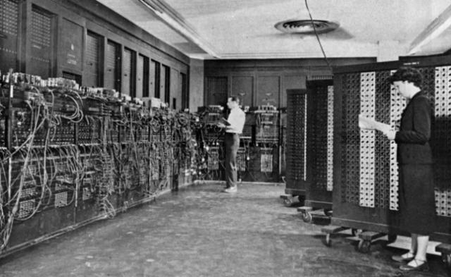 Invención de ENIAC