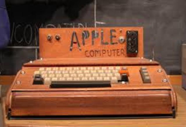 La creación del Apple I