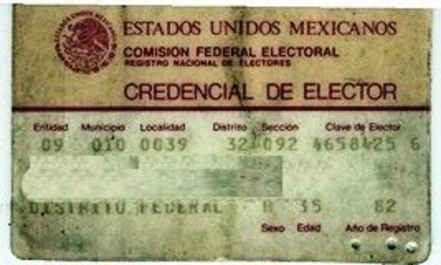 Comisión Federal Electoral