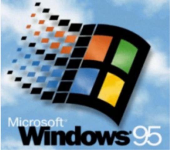 El nacimiento del Windows 95