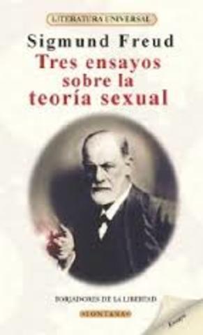 tres contribuciones a la teoría sexual