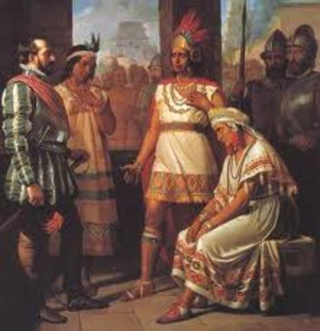 Conquista y Colonización