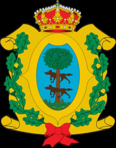 Mexikoko Durango hiria sortzen da
