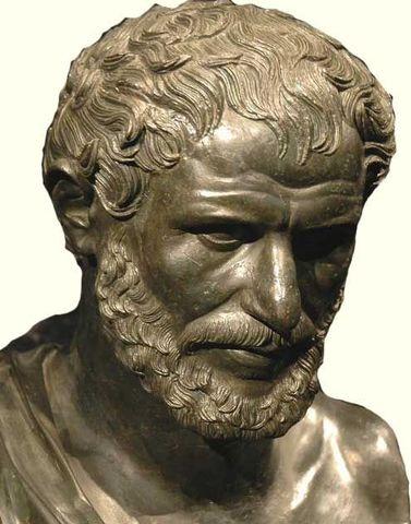 Демокрит из Абдер (ок 470 или 460 -... Ок 360 до н э.)