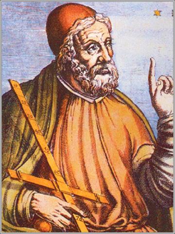Клавдий Птолемей (ок. 90 — ок. 160)