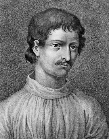 Джордано Бруно (1548–1600)