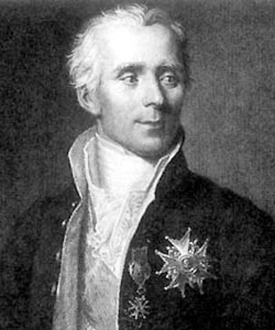 Пьер Симон Лаплас (1749–1827)