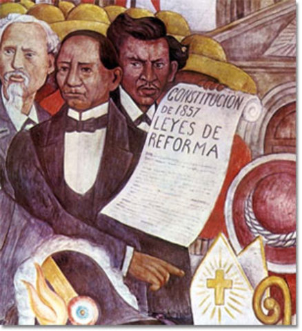 Reforma Liberal(1855-1863)