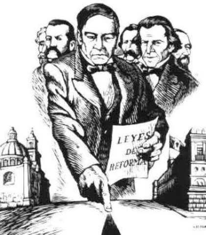 Guerra de Reforma(1858-1861)