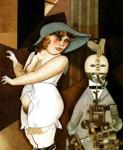 """""""Det blomstrende Slagsmål"""" af Tom Kristensen"""
