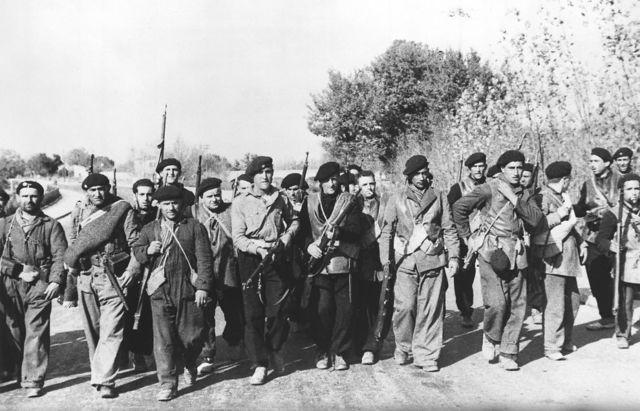 Den spanske borgerkrigen