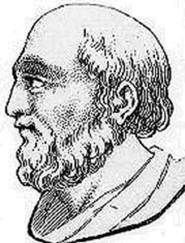 Анаксагор (ок. 500-428 до н.э.)