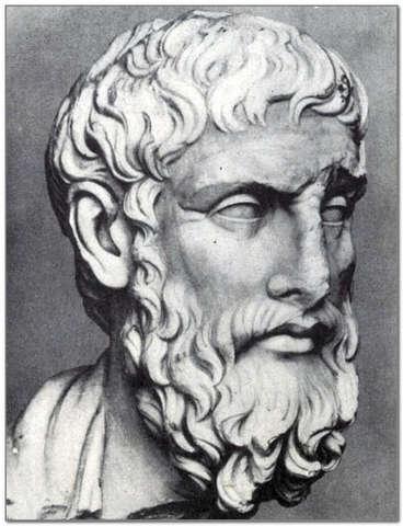 Эпикур (341-270 до н.э.)