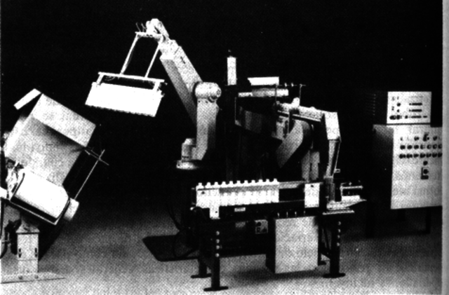 1946- Maquinaria de Devol