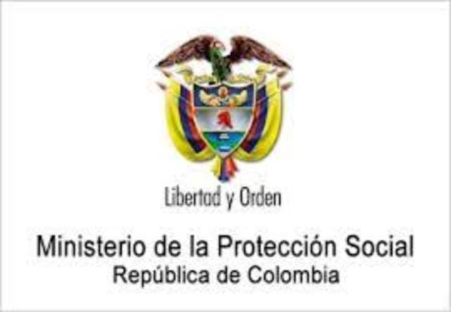 Ley 96 Ministerio de la Protección Social,