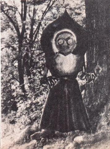 Monstruo de Flatwoods