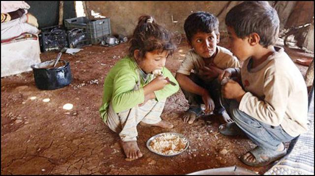 Pobreza en el % de pobl. total: - Moderada 32.6% - Extrema 17.1%