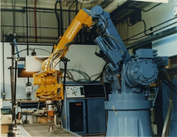 1978- Mejoras del robot T3