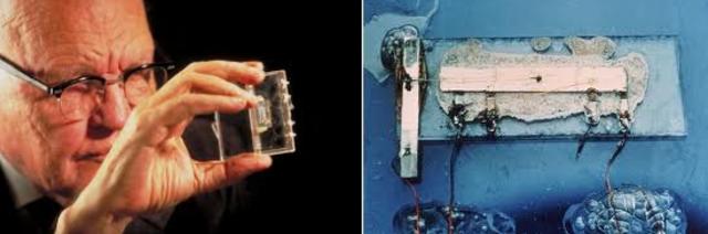 Primer circuito integrado